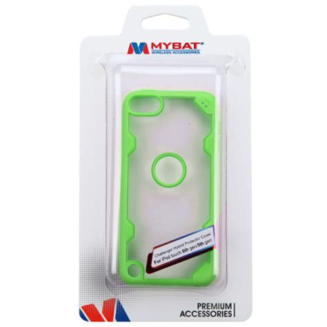 Capdase Ipod Touch 6th Itouch 6 Green Original Bonus Anti Gores for ipod touch 5th 6th generation transparent clear