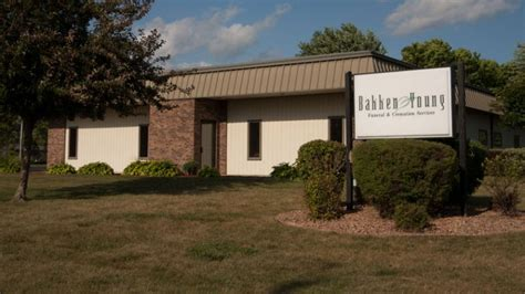 section funeral home bakken young funeral home home review