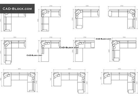 sofa dwg sectional sofa cad block free memsaheb net