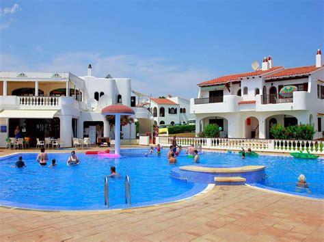 appartments menorca son bou gardens 3 bedroom apartment in menorca