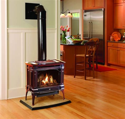 Indoor Stove Fireplace Lopi Freestanding Gas Stove Indoor Fireplaces Other