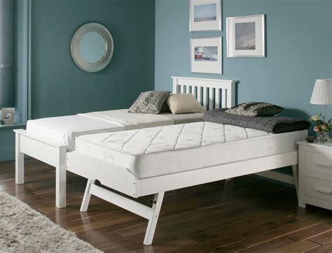 Painted Beds by Denver Guest Bed White Painted Wood Wooden Beds Beds