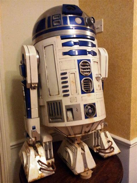 real r2d2 robot for sale r2d2 how to build a life sized autonomous real r2 d2