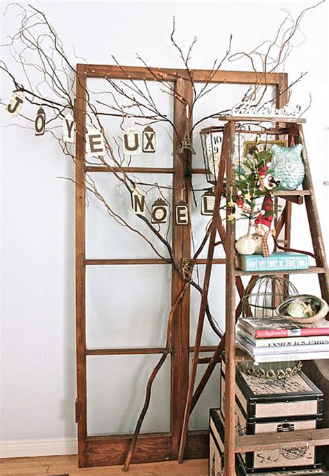 Ladders For Decorating Stairs by 27 Vintage Ladders For Interior Ideas Home Design And