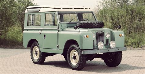 land rover series iii 1968 land rover series iia