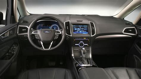 ford galaxy interior new ford galaxy 2015 the s max s sensible twin by car