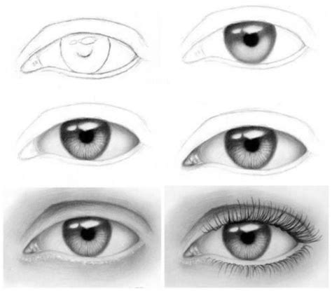 how to draw a eye how to draw an eye 40 amazing tutorials and exles