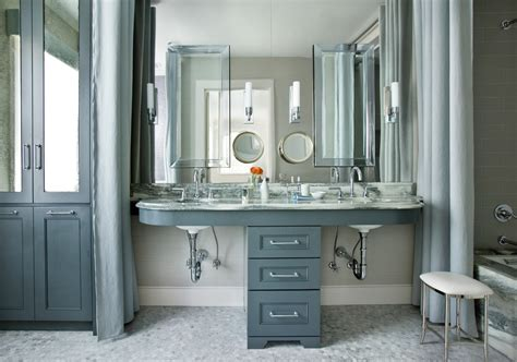 colorful bathroom mirrors colorful mirror powder room beach style with wall sconces