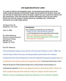 Enclosure Cover Letter by Enclosure Cover Letter 6 Exles In Word Pdf