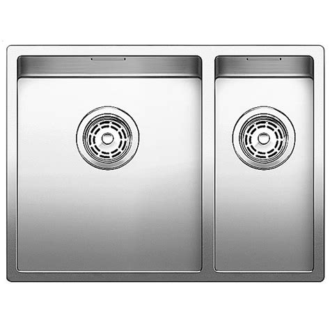 blanco andano 340 180 u bowls undermount kitchen sink and blanco claron 340 180 u undermount stainless steel kitchen sink