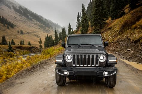 Jeep Wrangler Starting Price Documents Hint At A 26 195 Starting Price For The 2018