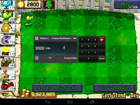 sb game hacker mod lollipop plants vs zombies cheat sb game hacker rooted youtube