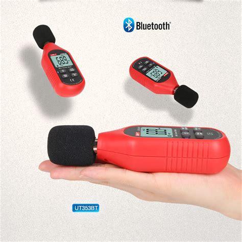 db digital sound level meter mini bluetooth noise