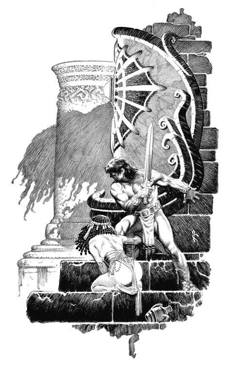 Conan, O Bárbaro: Livro reúne os textos originais de