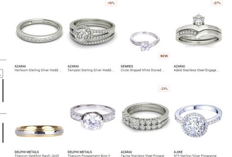 Where To Buy Wedding Rings in Lagos Nigeria   Silver Gold Wedding Ring Prices Online