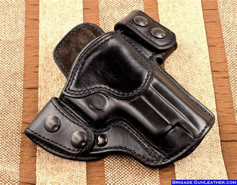 Handmade Leather Pistol Holsters - brigade gun leather feedback page 11