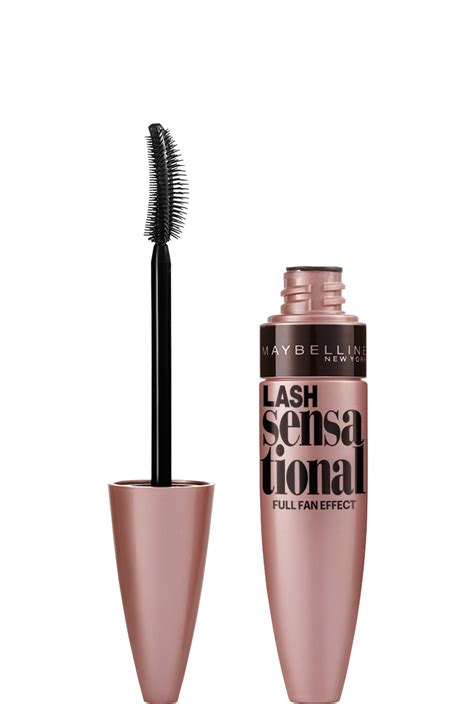 Maybelline Lash Sensational lash sensational washable mascara eye makeup maybelline