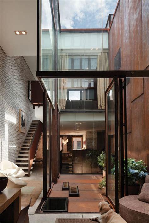 crest home design nyc acero piedra marmol madera y ladrillo cultura dec 243