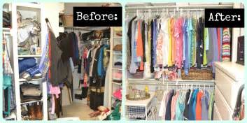 before and after organizing how to organize your closet before and after how to organize a small apps directories