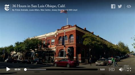 nyt travel section new york times highlights san luis obispo county the