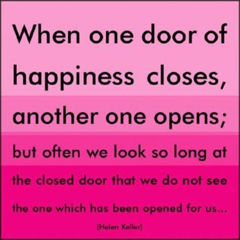 One Door Closes Quotes by When One Door Closes Quotes
