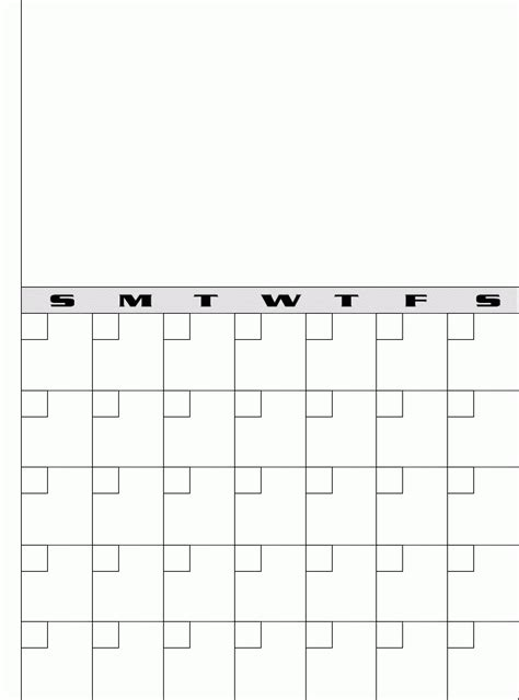 free printable blank monthly calendar template 2015 print blank monthly calendar new calendar template site