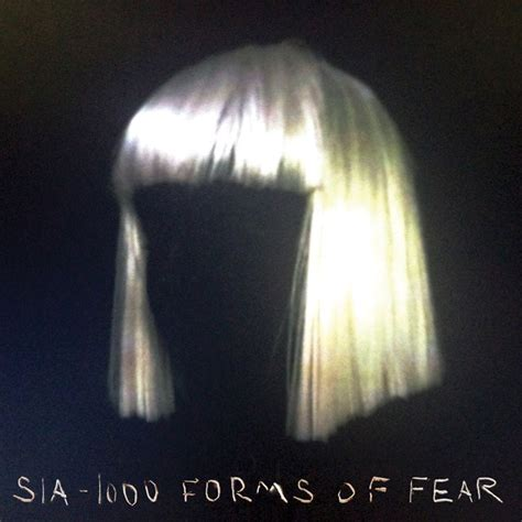 Rihanna Chandelier Sia 1000 Forms Of Fear Tracklist And Album Artwork Genius