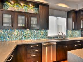 Kitchen With Glass Backsplash by Kitchen Backsplash Design Ideas Hgtv