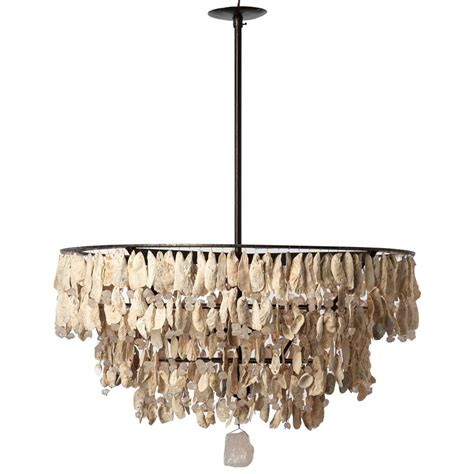 shell chandelier lighting 3 tier shell chandelier made in usa lowcountry