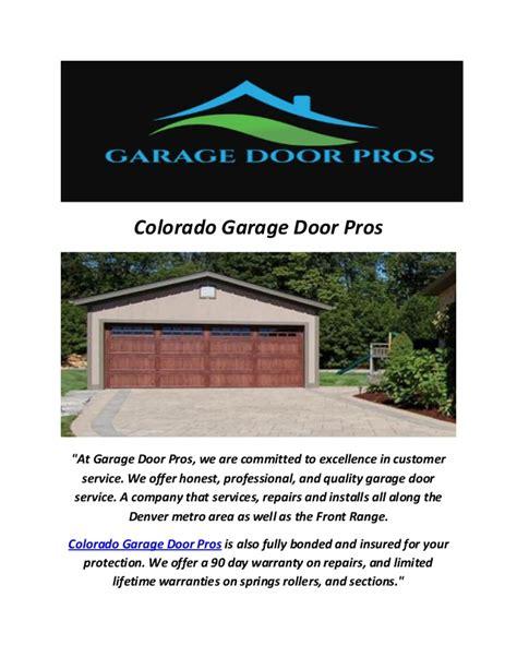 garage door repair broomfield colorado garage door repair broomfield