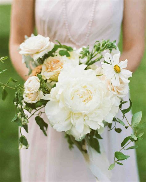 Bridesmaid Bouquet by 38 Ideas For Your Bridesmaids Bouquets Martha Stewart