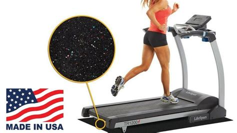 Treadmill Mat Noise Reduction by 25 Best Treadmill Mat Ideas On Exercise Rooms Home Exercise Rooms And Home Gyms