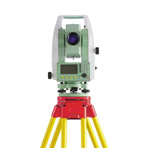 Tripod Total Station flexline ts06 plus total station one point survey equipment