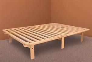 Platform Bed Frame Xl Bed Frame Solid Wood Ekko Platform Bed Frame