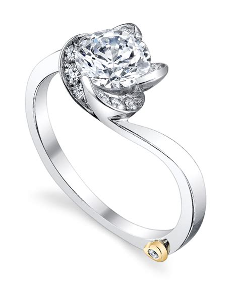 the most beautiful wedding rings shaped wedding rings