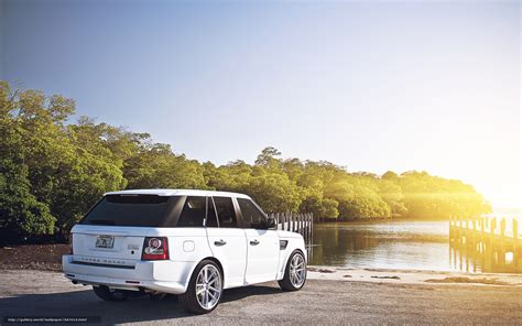 white range rover wallpaper download wallpaper land rover range rover sport white