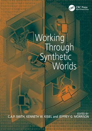 sinthetic books working through synthetic worlds hardback routledge