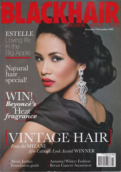 Black Hairstyles Magazine by Black Hairstyle Magazines Hairstyles