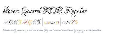 tattoo fonts lovers quarrel lovers quarrel rob regular fonts com