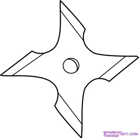 4 point ninja star clipart clipart suggest