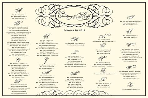 dinner seating plan template 9 best images of wedding dinner seating chart wedding