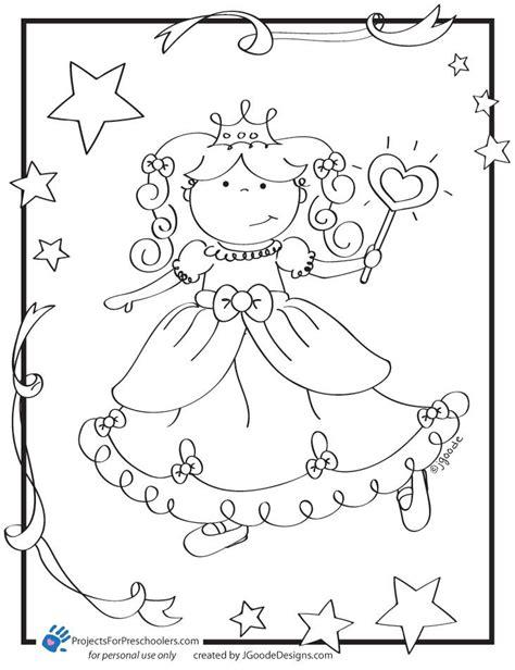 preschool coloring pages princess 26 best prinses ridder kleurplaten images on pinterest