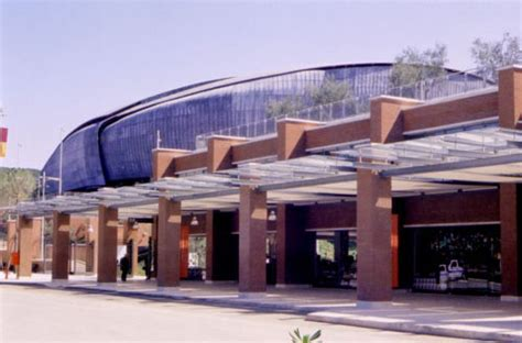 libreria auditorium roma realizzazioni 2008 architettura e interior design