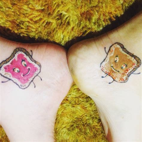 peanut butter jelly tattoo 17 best images about ideas on blue