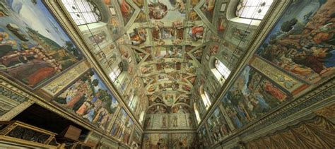 10 surprising facts about the sistine chapel