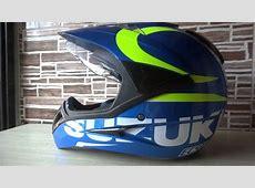 Suzuki Gixxer SF Helmet - 2016 Moto GP Edition Special ... 2016 Suzuki Hayabusa