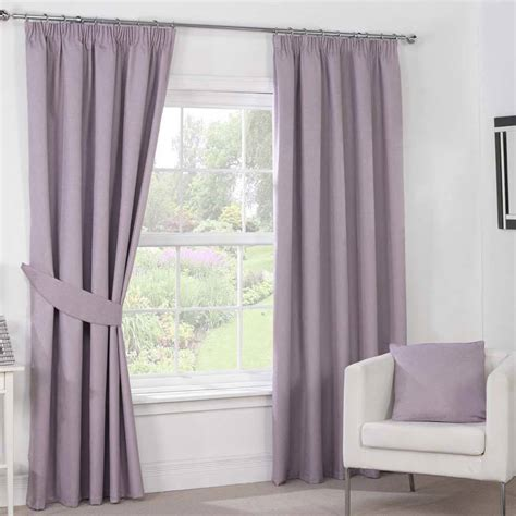 mauve curtains next julian charles luna blackout curtains free uk delivery