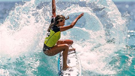 wallpaper girl surf 1920x1080 motivational surfer surfing water splashing