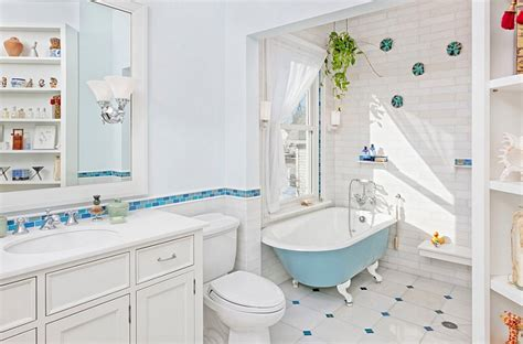 blue kids bathroom colorful bathtub ideas bathroom decor pictures