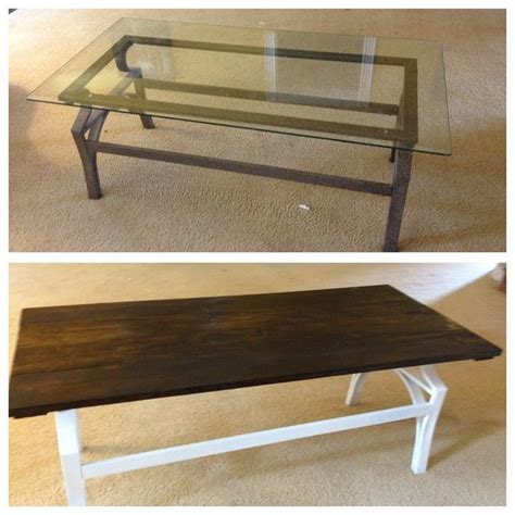 how to refurbish a wooden coffee table 25 best ideas about glass coffee tables on